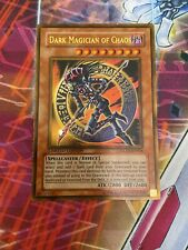 Yu-Gi-Oh Gold Rare Dark Magician Of Chaos Limited Edition GLD1-EN016 (LP)