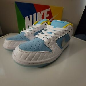 Nike SB Dunk low FTC Lagoon Pulse SIZE 13 Brand New Deadstock!