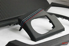 Carbon interieur Barres M bmw z4 e85 e86 e89 carbonleder cuir décor Barres Trim