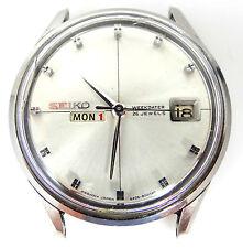 Man's Seiko 23 Jewels Sea Lion M55 Weekdater Watch NR