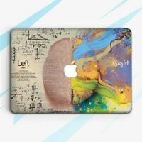 Brain Macbook 12 Pro 13 15 2018 Air 13 Hard Case Set Bottom Printed Macbook Air