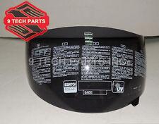 Motorcycle Visor Helmet Lens Face Shield For AGV K3 K4 (Smoke Anti-Scratch)