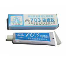 703 High Temperature Resistant Sealant Silicone Rubber Sealing Glue Adhesives