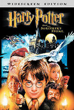 Harry Potter and the Sorcerers Stone DVD, 2007, Widescreen