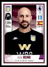 Panini Football 2020 (TRANSFER UPDATE) Pepe Reina Aston Villa No. U6