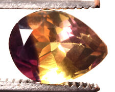 8.90 Cts. Natural Bi-Color Bolivia Ametine Earth Mined Certified Gemstone