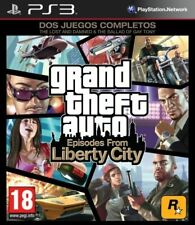 JUEGO PS3 GRAND THEFT AUTO EPISODES FROM LIBERTY CITY PS3 5702069