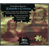 Rossini-Eduardo e Cristina:F.Corti,Virtuosi Di Praga,Jara,Acosta,Dumitru,Gorny,G