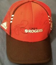 Roger Federer & Rafael Nadal Autographed Rogers Cup Official Adidas Cap