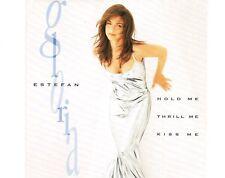 CD GLORIA ESTEFAN hold me thrill me kiss meEX+  (B0610)