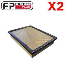 2 x MA1876 OSK Air Filter 2.8L T/Diesel Hilux 2015 On A1876, WA5364, 178010L040