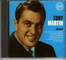(BL919) Tony Martin, Legendary Song Stylist - 1998 CD