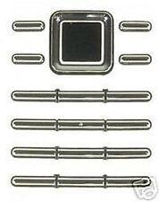 NEW Original Nokia 6080 Silver Keypad Buttons UK
