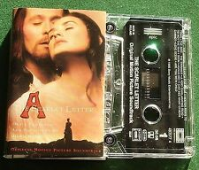 The Scarlet Letter OST John Barry English Chamber Orchestra Cassette Tape TESTED