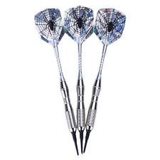 3/6/18 pcs of Steel Tip Darts Professional Dart Set Aluminium Dart Flights  HOT