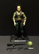 G.I. Joe 25th Infantry Trooper C ToyRus Exclusive Figure Complete