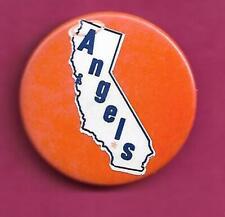 RARE VINTAGE CALIFORNIA ANGELS   PINBACK  (INV# C4478)