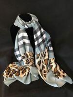 scarves shawls scarf wraps silk ladies women NWT