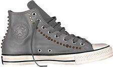 NIB $80 Converse CT Studded Hi Charcoal Gray 140011C US Mens 11.5