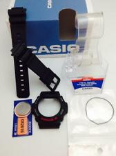 CASIO Genuine Band+Bezel+BOX+Cradle+Battery+O-Ring G-SHOCK DW6900 DW-6900 DW6600