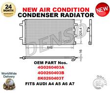 PARA 4G0260403A 4G0260403B 8K0260403T AIRE ACONDICIONADO CONDENSADOR RADIADOR