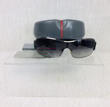 Prada Mens SP52E 5AV-5D1 125 Sunglasses + Box And Cloth