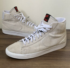 Nike x Stranger Things Blazer Mid QS Upside Down CJ6102-100 Men Size 14