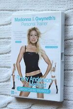 Tracy Anderson Method, Dance Cardio Workout (DVD, 2009, Region-2), Like new