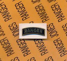US Army RANGER tab crest DUI dress uniform ASU badge award