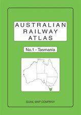 Australian Railway Atlas - No.1 - Tasmania