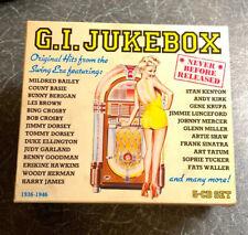 More details for g.i. jukebox 5 cd box set music from 1936 - 1946