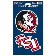 Florida State Seminoles 2 Pack Magnet