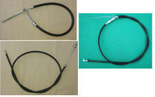 NEW CABLES SET (CLUTCH, BRAKE REAR, THROTTLE) --- JAWA 350 (639,640)