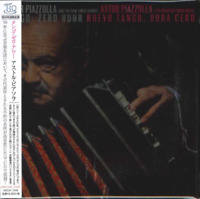 ASTOR PIAZZOLLA-TANGO ZERO HOUR-JAPAN MINI LP HQCD E78