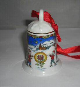 Hutschenreuther Porzellan Weihnachtsglocke - 2013 - In den Bergen - Ole Winther