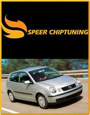 Echtes Chiptuning für alle VW Polo 1.9 TDI 101 - 131PS (OBD-Kennfeldoptimierung)