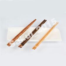 3 xPairs Chopsticks Wood