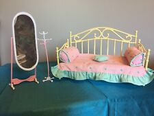 Vintage Barbie Bedroom Furniture 1988 Hasbro