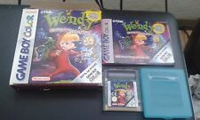 Gameboy juego-Wendy-Every Witch Way (Mega rar & muy raras como OVP)