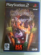 Grim Grimoire PS2 SIGILLATO EDIZIONE ITALIANA gioco in inglese