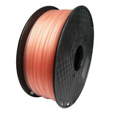 ABS Filament 1.75mm 1KG 3D Printing Transparent red Plastic Material 3D printer