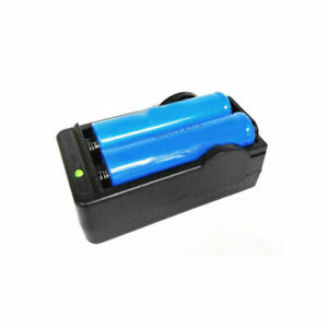 18650 Smart Charger For 18650 3.7v Rechargeable Li-ion Battery Lithium Dual Slot