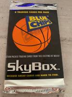 *** 1 paquet BASKETBALL SKYBOX BLUE CHIPS 1994 ***