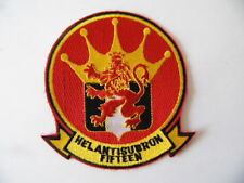INSIGNE PATCH USN US NAVY Helicoper Anti-Submarine Helantisubron 15 Squadron