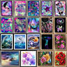 DIY 5D Diamond Embroidery Painting Cross Stitch Kits Flower Animal Home Decor