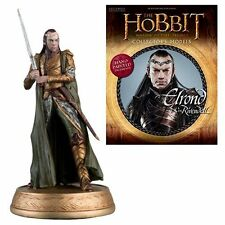 Eaglemoss * Elrond * 18 Elf Figurine & Magazine Hobbit Lord of the Rings LOTR