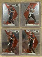 2020 Mosaic Joe Burrow Lot RC Cincinnatti Bengals
