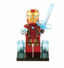 Unbranded Iron Man TV, Movie & Video Game Action Figures