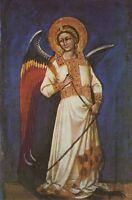 """perfect 24x36 oil painting handpainted on canvas """" angel""""10339"""