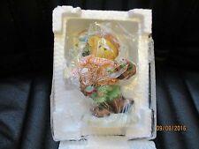 "CHERISHED TEDDIES JUSTIN - ""WE SHARE FOREVER, WHATEVER THE WEATHER"" NIB"